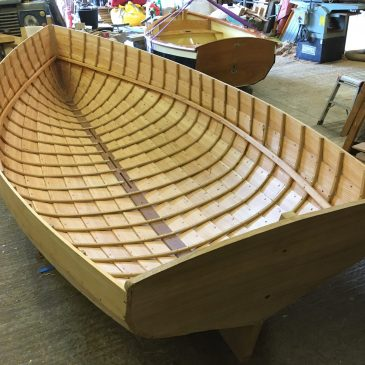 The Wooden Boatbuilders' Trade Association at the Southampton International Boat Show