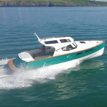 Swallow Yachts make a debut with a difference at Southampton