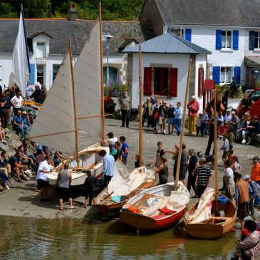 New boats launched at Skol ar Mor