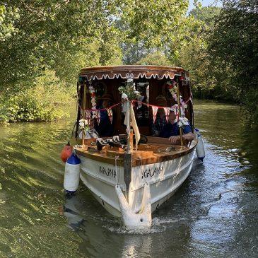 Electric Boat Association September events
